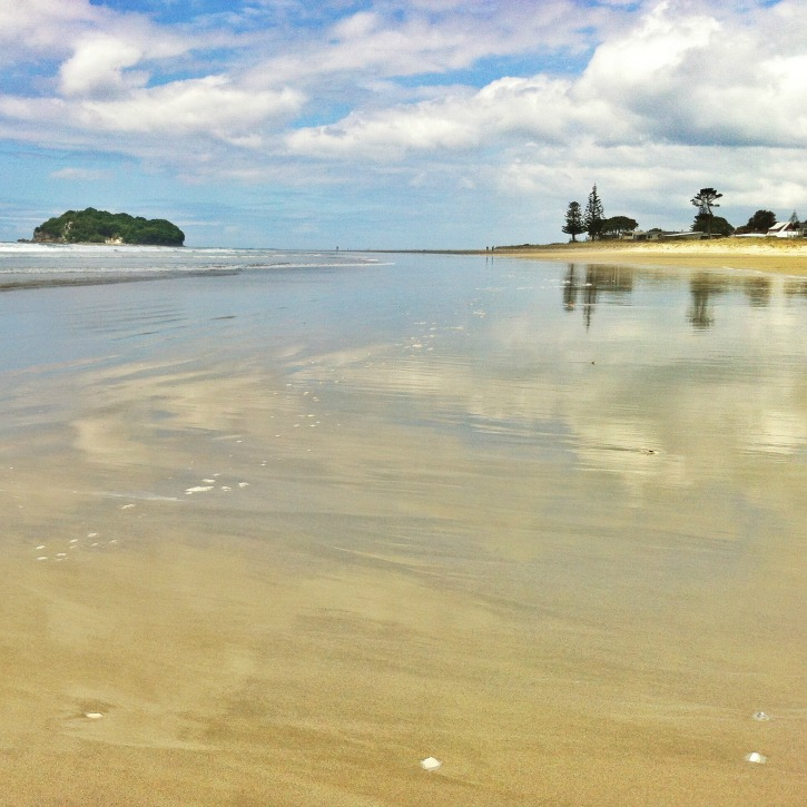 Whangamata Beach - New Zealand