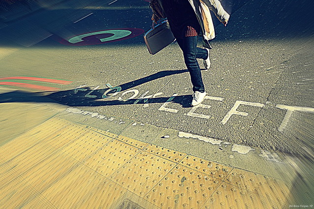 Paso de peatones - Londres