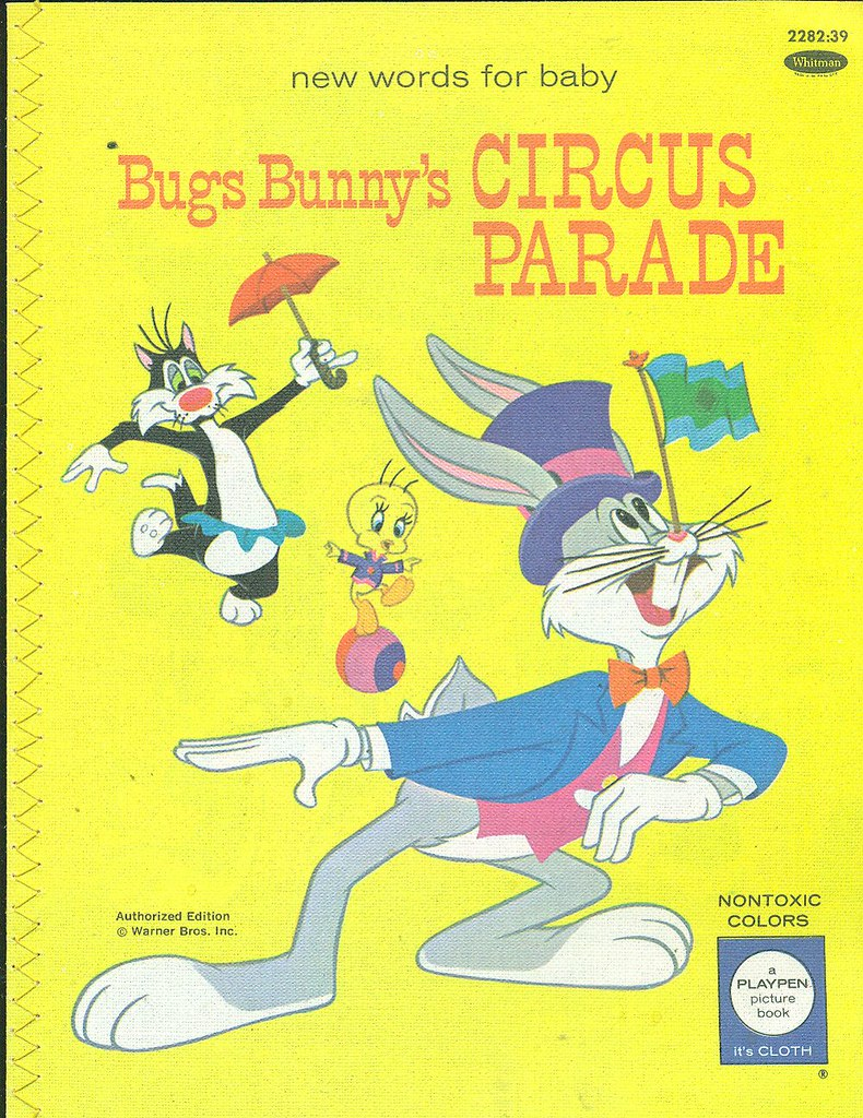 looney_bugscircusparade
