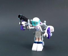 HLMC Exoskeleton by Nick Brick