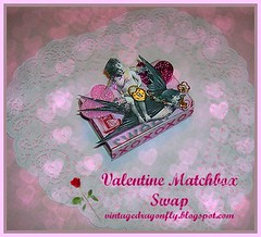 valentinebutton by Vintage Dragonfly