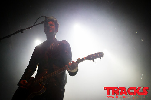 Black Rebel Motorcycle Club @ Komplex 457 - Zurich