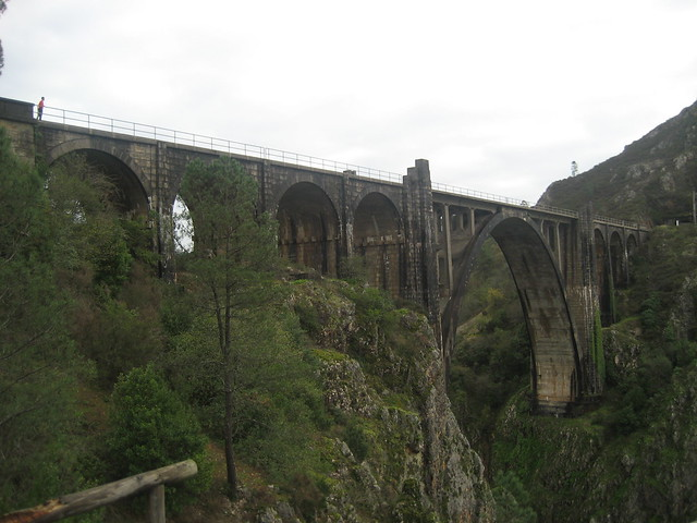 Ponte de Ferro de Ponte Ulla en Vedra