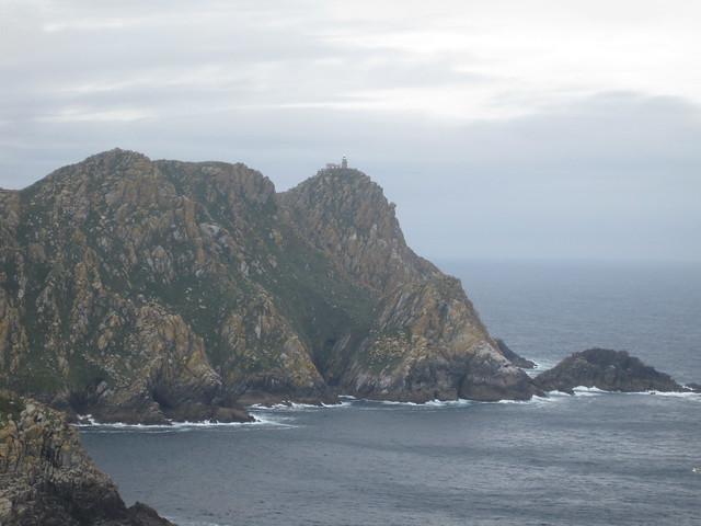 Faro de Cíes en las islas Cíes
