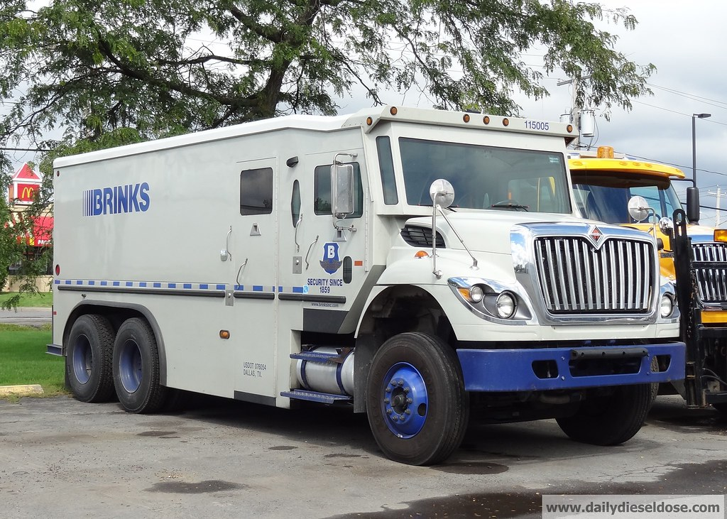 Brinks Armored Cars For Sale