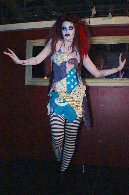 A Tribute to Tim Burton: Burlesque & Cosplay