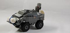 Bird-Watcher Anti-Aircraft Vehicle by Dark Angel Enterprises