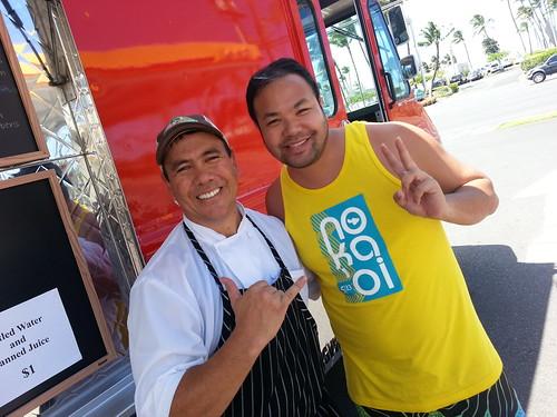 Daryl Fujiwara Happy Opu Chef Kyle Kawakami