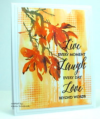 Living Life by Karen from Ontario