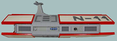 The N-11 (SHIPtember entry) side view by N-11 Ordo
