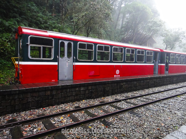 Alishan Little Train