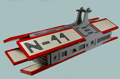 The N-11 (SHIPtember entry) by N-11 Ordo