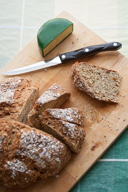 Multigrain Irish Soda Bread