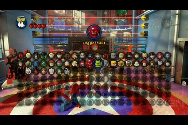 Alfa img - Showing LEGO Marvel Heroes All Characters