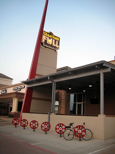 Alamo Drafthouse Cinema - Richardson - Bike Parking