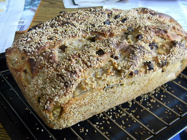 Fruit & Nut Sourdough