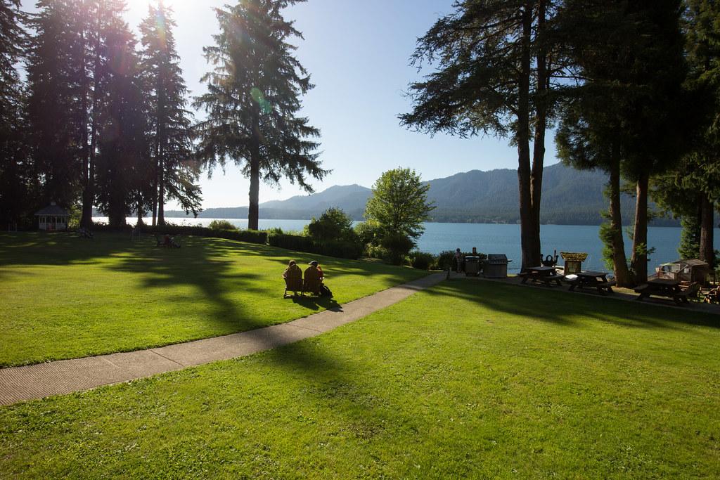 Lake Quinalt Lodge (9) | Explore evan.chakroff's photos on F ...