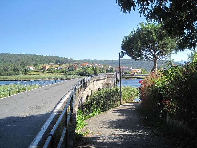Ponte Nafonso en el Ruta Ponte Nafonso - Tambre