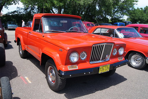 """Willys Jeep For Sale >> 1964 Jeep Pick-Up 