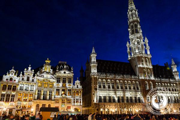 Grand Place Belgium
