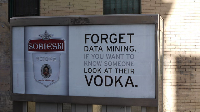Data Mining Advert?
