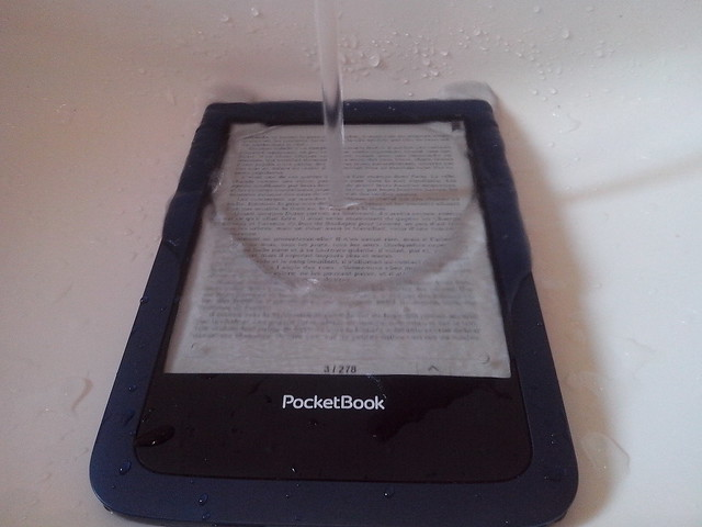 Ereader PocketBook Aqua