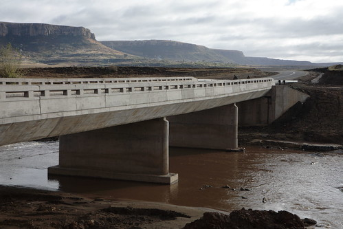 Ha Makhoathi Bridge | by World Bank Photo Collection