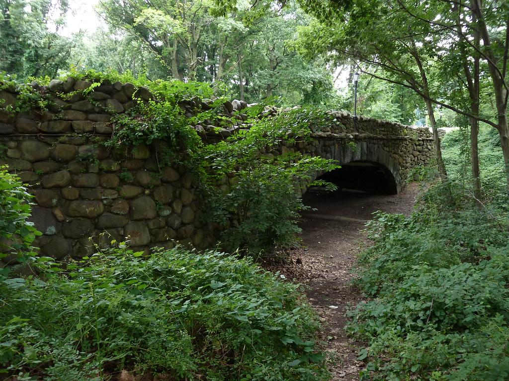 Highland Park Bridge Highland Park Bowlder