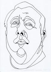 Giovanni by Daniel Novotny Art