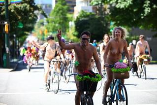 World Naked Bike Ride 2014 (June 21st)
