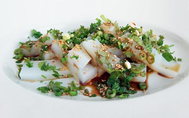 Liang Fen, cold mungbean noodles