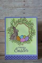 Chocolate Easter Bunny by kcscrpbkr (Karen L K)
