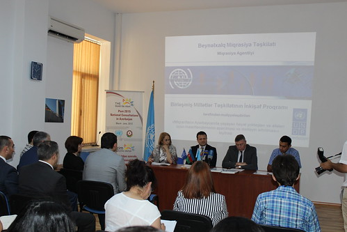 UNDP-IOM Joint Research Report on Migrants' Spouses and Their Families Presentation | by UNDP Azerbaijan