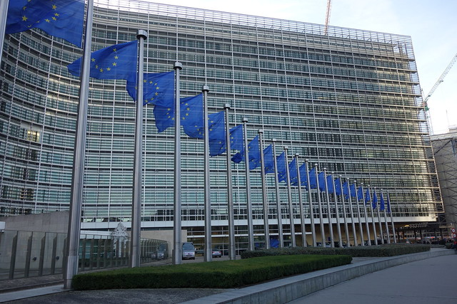 Berlaymont_Commission_Europeenne