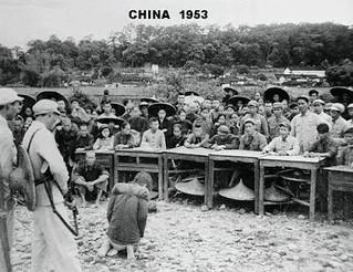 Đấu tố ở Trung Cộng năm 1953
