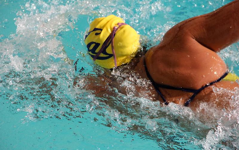 Cal Women's Swim