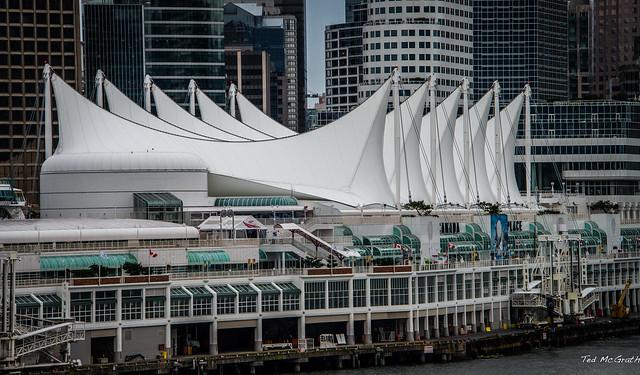 2014 - Alaska Cruise - Vancouver - Canada Place