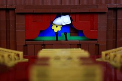 Brick Theater Presents... by -LittleJohn