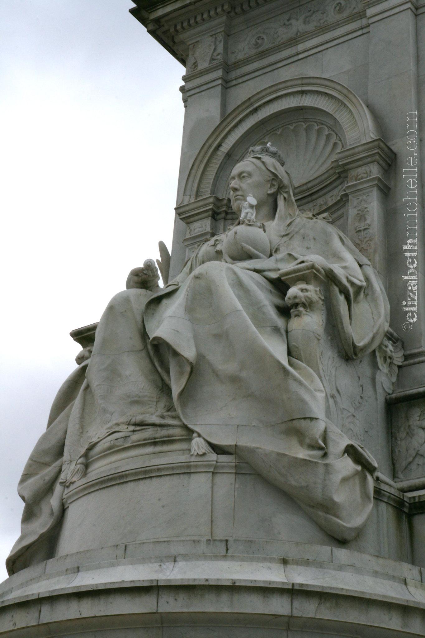 London - Victoria Memorial