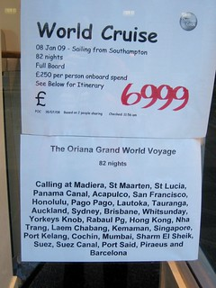 Travel Agent Cruise Rates