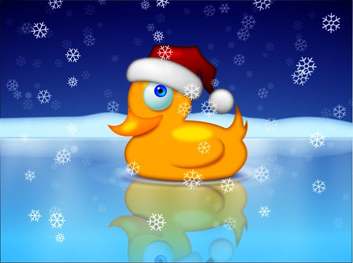 Christmas Duck | by gnurf