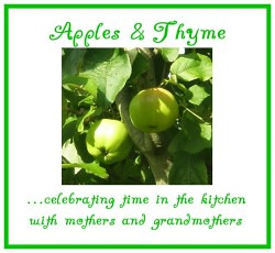 apples-thyme-logo-br | by swampkitty