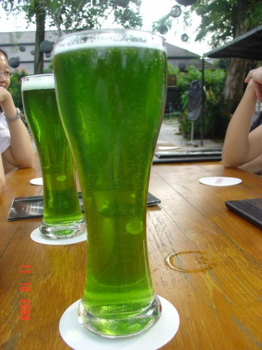 Monster Green Lager Beer at Red Dot Brewhouse | by Eustaquio Santimano