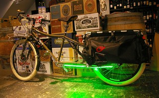 Barney Big Dummy Visits Full Throttle Bottles | by Dapper Lad Cycles