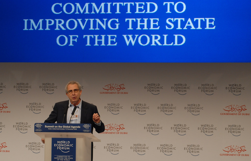 Ernesto Zedillo - World Economic Forum Summit on the Global Agenda 2008