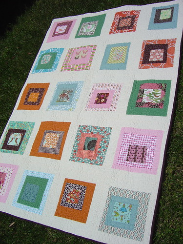 Wonky Blocks Quilt | by alissahcarlton