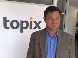 Chris Tolles, CEO of Topix | by Robert Scoble