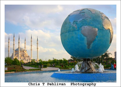 Mosque and Globe | by CTPPIX.com