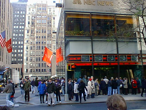 nyc98k6av16 NBC News, 6th Ave, New York 1998 | by CanadaGood
