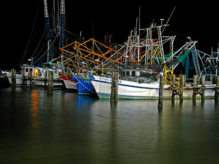 Biloxi Shrimp Boats | by Roger Smith